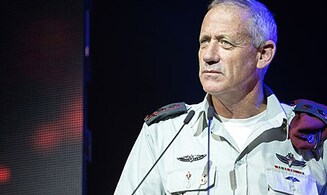 Gantz: Entire Middle East is Upside Down
