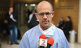 Terrorists know where to plunge knife, says doctor