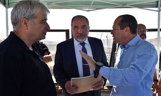 PA unhappy with Liberman visit to Hizme