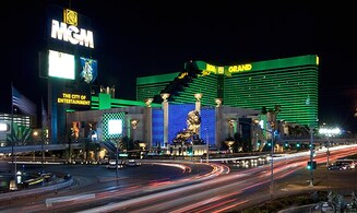 MGM to remove six-pointed star from security guard shirts