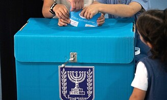 Blue and White receives 11% of vote at mock election held by Arab-Israeli high school
