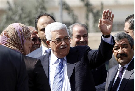 Abbas penned a letter to Gazans