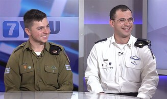 Independence Day: Meet two of the 120 awarded IDF soldiers