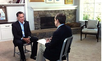 Romney Gives First Post-Election Interview