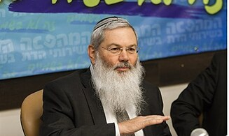 Rabbi Ben-Dahan: No Way Will Hareidim be Jailed