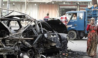 21 Killed in String of Baghdad Bombings