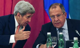 Kerry denies knowledge of Russia, Iran military