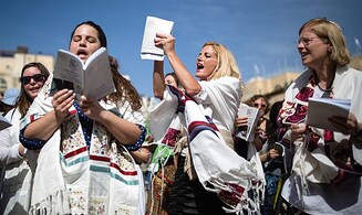 Women of the Wall will not oppose UN anti-Kotel Resolution