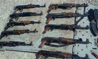 Spanish police seize thousands of terrorist weapons