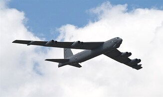 US flies B-52 bombers to the Middle East