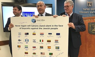 Lawfare Project, Israel Allies Foundation combat EU's labeling regulations