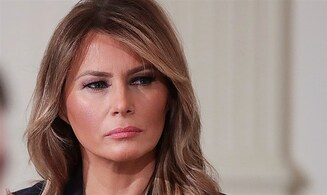 First Lady cancels appearance at husband's rally due to cough