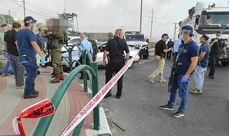 Two injured in terror attack in Samaria