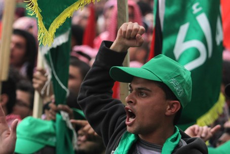 Hamas says its supporters are being rounded up by the PA