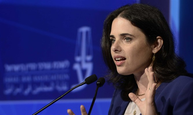 Holes in the ruling. Ayelet Shaked