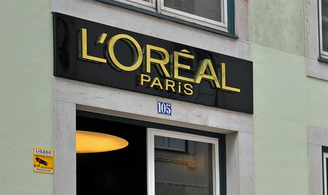 L'Oreal boutique