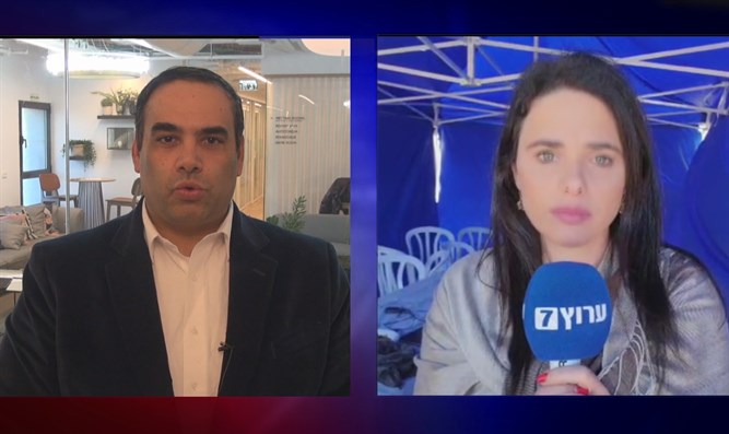 Shaked in interview with Arutz Sheva