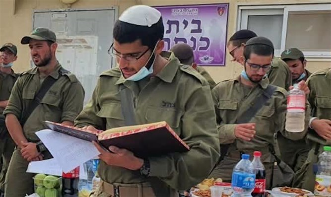 Tzalash: Keeping IDF soldiers connected to Torah